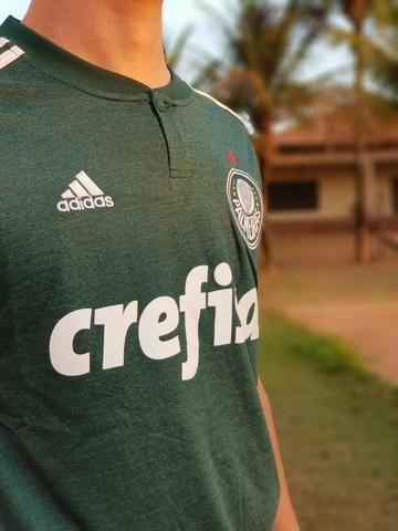3b5e8d3f01 Camiseta Palmeiras Adidas 2018 19 - Roupas e calçados - São Dimas ...