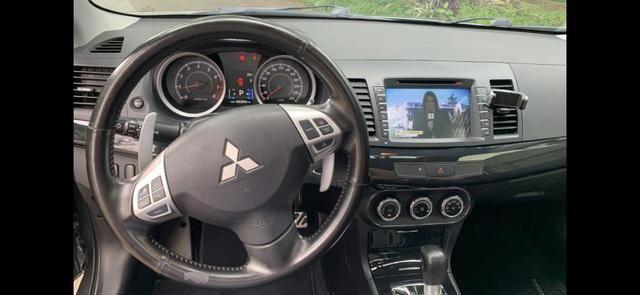 Mitsubishi Lancer GT 2014 único dono impecável! - Foto 2