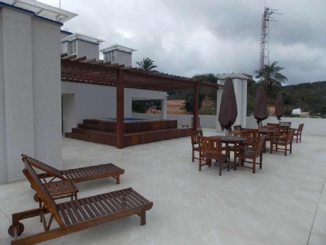 Condomínio Itaúna, apartamento em Guaramiranga, mobiliado, projetado, Centro - Foto 9