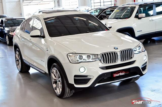 BMW X4 bmw x4 2.0 xdrive28i 245hp teto 7 mil km unico dono nova 4P - Foto 2