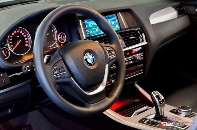 BMW X4 bmw x4 2.0 xdrive28i 245hp teto 7 mil km unico dono nova 4P - Foto 10