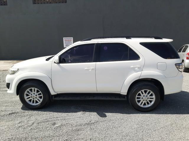 Toyota Hilux SW4 2.7 Flex 2012/2013 único dono automática - Foto 2