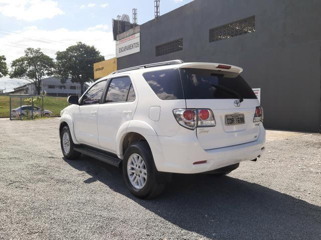 Toyota Hilux SW4 2.7 Flex 2012/2013 único dono automática - Foto 3