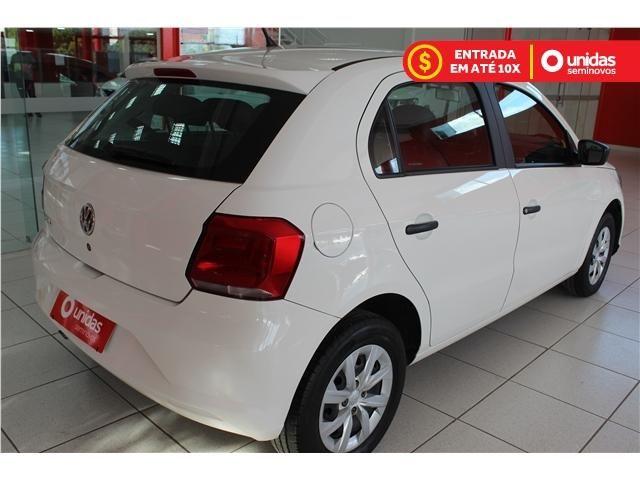 Volkswagen Gol 1.0 12v mpi totalflex 4p manual - Foto 5