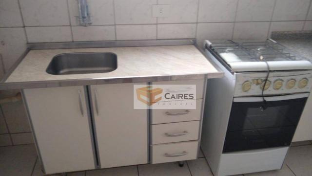 Locação Centro Apartamento com 1 dormitório para alugar, 46 m² por R$ 800/ano - Centro - C - Foto 17