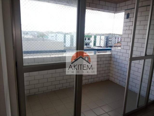 Apartamento com 3 dormitórios à venda, 115 m² por R$ 400.000 - Jardim Atlântico - Olinda/P - Foto 13