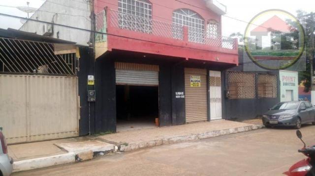 Ponto para alugar, 270 m² por R$ 2.500,00/mês - Independência - Marabá/PA