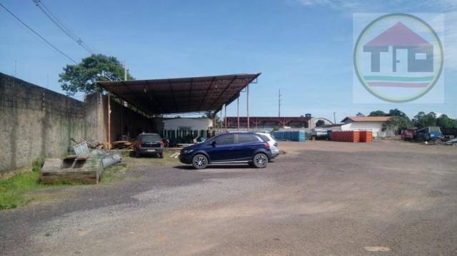 Área à venda, 5000 m² por R$ 2.000.000,00 - Jardim União - Marabá/PA - Foto 6