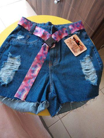 Langeri e shorts jeans - Foto 5