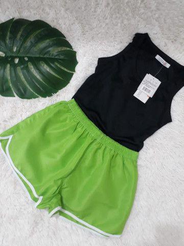 Saldo Shorts Tactel Feminino - Foto 2