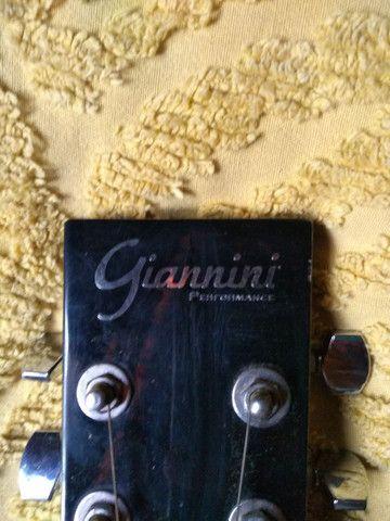 Violão Giannini novo  - Foto 3