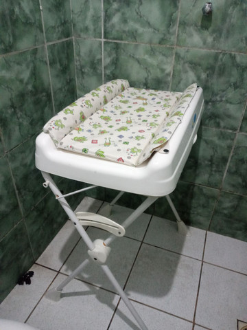 Banheira com trocador  - Foto 2