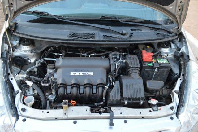 Honda Fit EX cvt - apenas 86 mil km! 08/08 - Foto 11