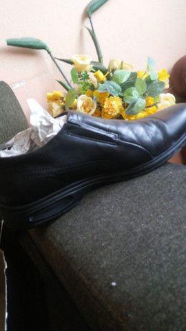 Sapato Pegada Original, Tamanho 39/40, Na loja esta R$190,00 - Foto 3