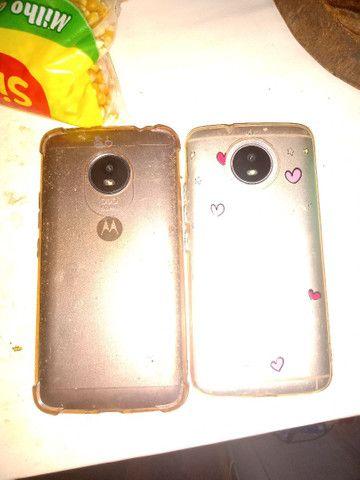 Dois celulares Motorola - Foto 2