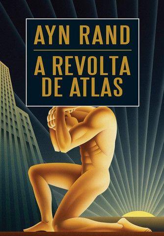 A Revolta de Atlas - Livro Novo e Lacrado! - Foto 3