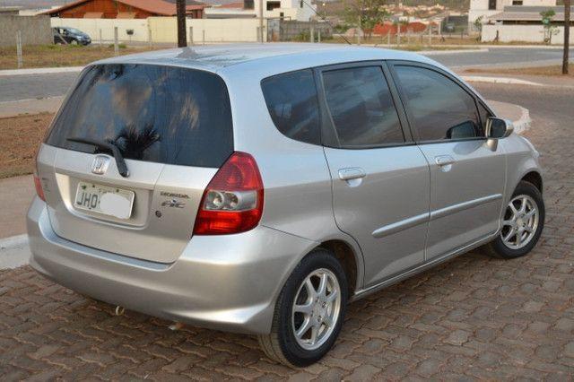 Honda Fit EX cvt - apenas 86 mil km! 08/08 - Foto 5