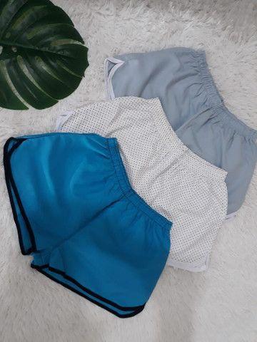 Saldo Shorts Tactel Feminino - Foto 4