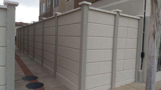Muro Pré moldado de concreto