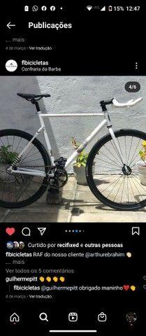 Bike Fixa Raf Cromoly - Foto 3