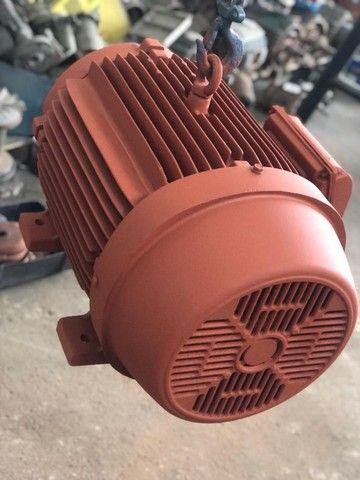 Motor eletrico trifasico 40cv 1750rpm