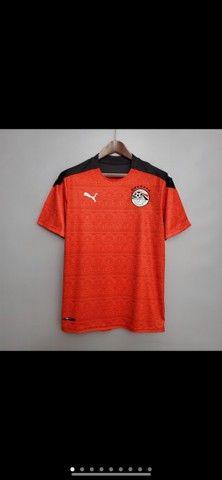 Camisetas da Roma e Seleção  - Foto 6