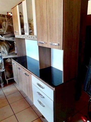 Armário de cozinha (1,80x2mts) Novo  - Foto 2