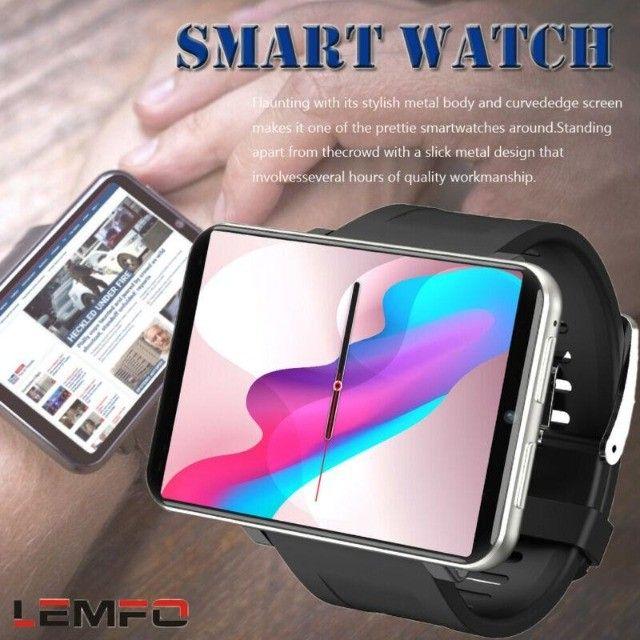 Relógio Inteligente  2,86 polegadas 3GB 32GB lcd 2700mAh  Android 7.1 4G Phone Smartwatch - Foto 3