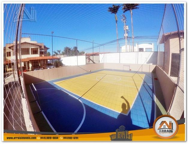Casa com 2 dormitórios para alugar, 63 m² por R$ 800,00/mês - Maraponga - Fortaleza/CE - Foto 4