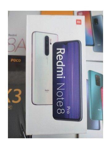 Baratinho de Pronta Entrega! Redmi note 8 Pro da Xiaomi.. Novo Lacrado