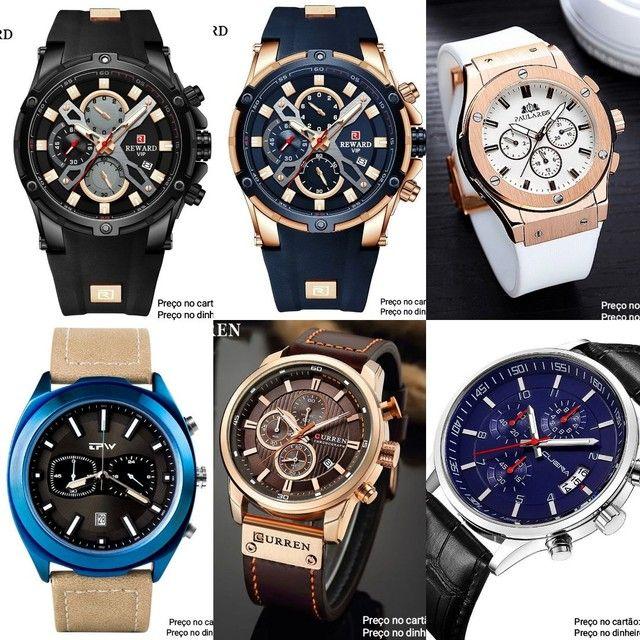 Relógios Relógios Relógios Relógios Relógios - Foto 4