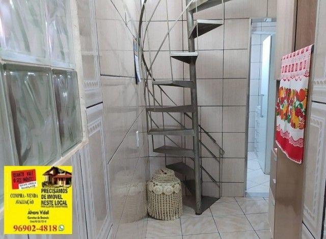 5 Min. Norte Shopping, Tipo Casa De Vila 2Qtos, Aceitando Carta/FGTS - Foto 17
