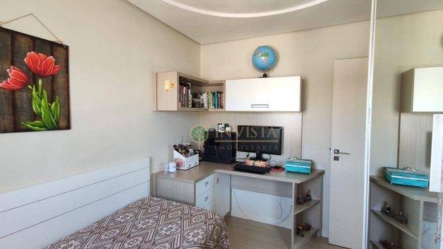 3 dormitórios e vista Parcial Mar - Estreito - Florianópolis/SC - Foto 20