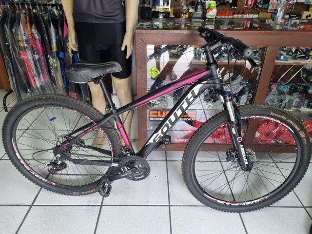 Bicicleta aro 29 Hidráulica Shimano
