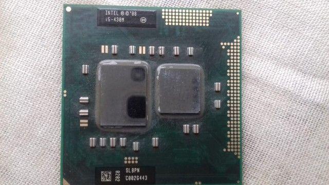 Processador Intel® Core? i5-430M - notebook