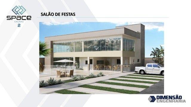 // Condominio space calhau 2, com 2 quartos //