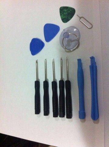Kit chaves e ferramentas para celular  - Foto 2