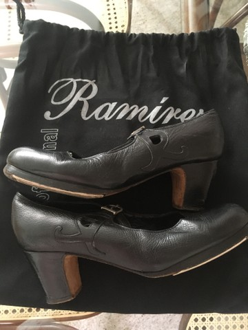 Sapato de Flamenco Ramirez - Foto 2