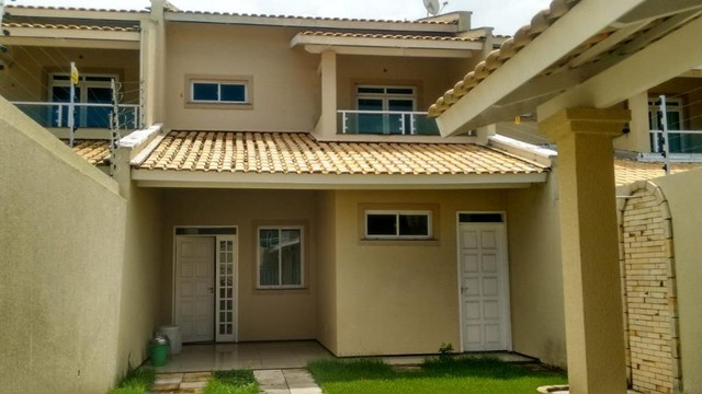 Casa Duplex, 125 m² por R$ 330.000,00 - Tamatanduba - Eusébio/CE - Foto 2