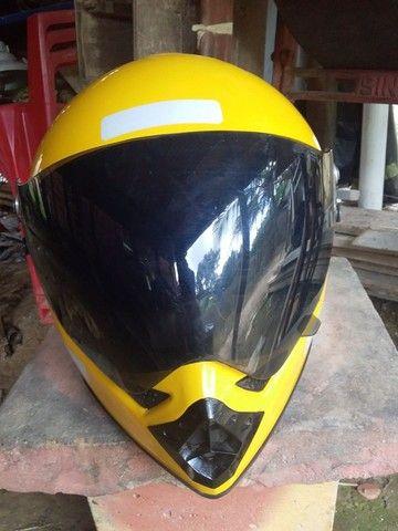 Vendo esi capacete