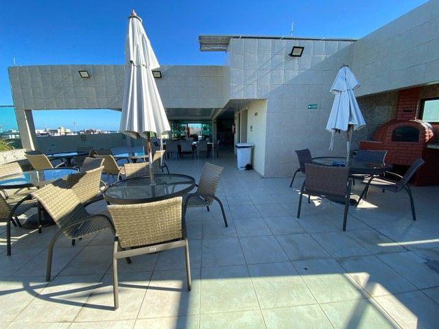 Alugo apartamento 2/4 na Jatiúca - mobiliado - Foto 4