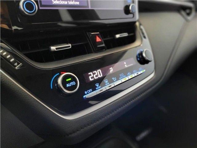 Corolla Xei Automático 2020 Km Atual 6.837 (Quase 0km) Flex - Foto 7