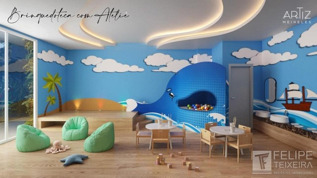Apartamento para Venda em Fortaleza, Meireles, 4 dormitórios, 4 suítes, 3 vagas - Foto 7