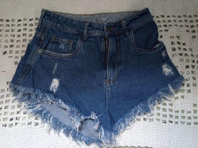 Shorts femininos - Foto 4