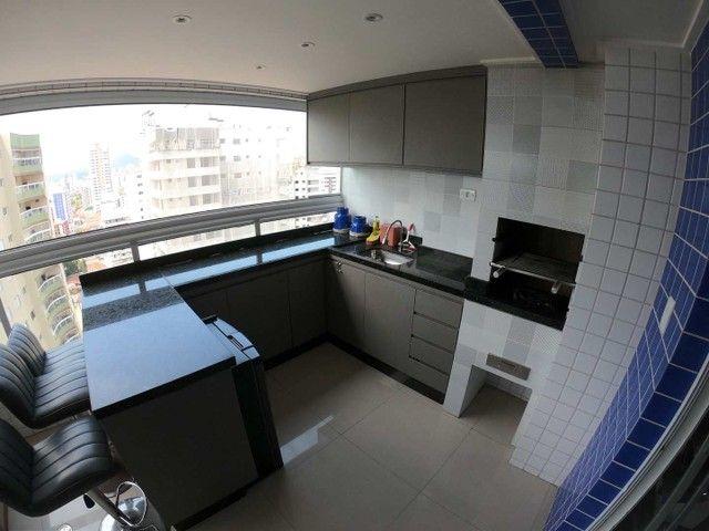 Apartamento à venda com 3 dormitórios em Aviação, Praia grande cod:6154 - Foto 16
