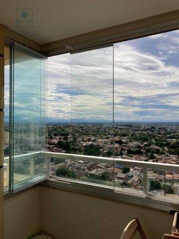Apartamento bem localizado, com 3 quartos e sacada com churrasqueira à venda, 93 m² por R$ - Foto 7