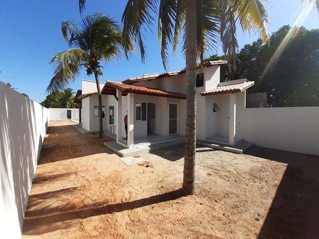 Casa à venda, 75 m² por R$ 164.000,00 - Mangabeira - Eusébio/CE - Foto 3