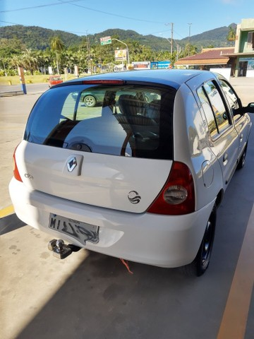 CLIO 1.0 2011 4 Portas - Foto 2