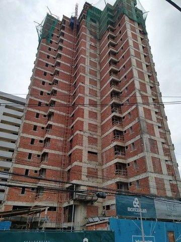 Apartamento lançamento com 100 metros quadrados com 3 quartos em Centro - Fortaleza - CE - Foto 14