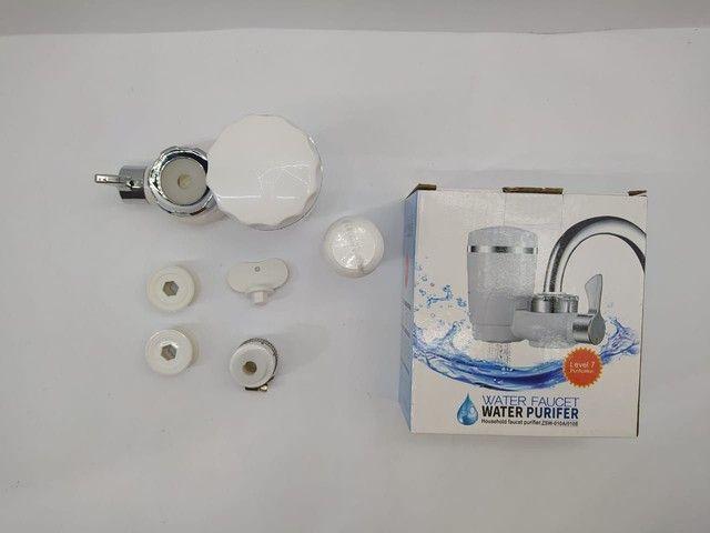 Purificador de água para torneiras - Foto 2